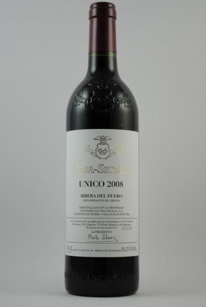 2008 UNICO Reserva